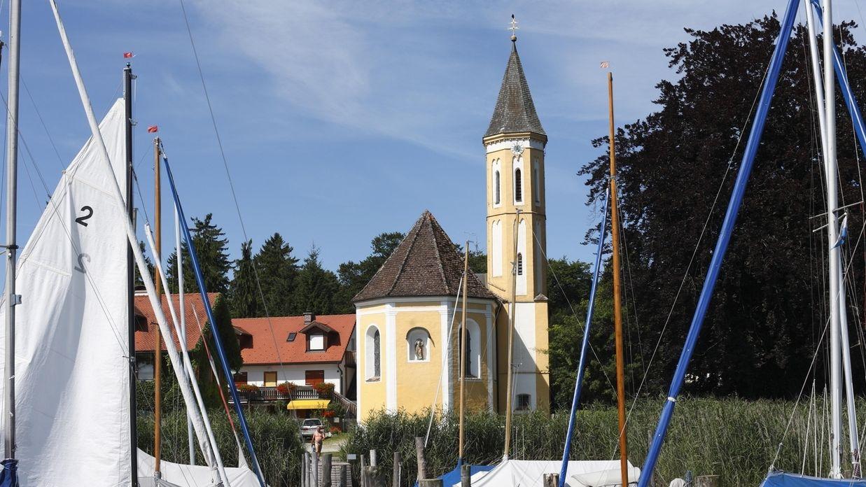 Kapelle Sankt Alban in Dießen am Ammersee