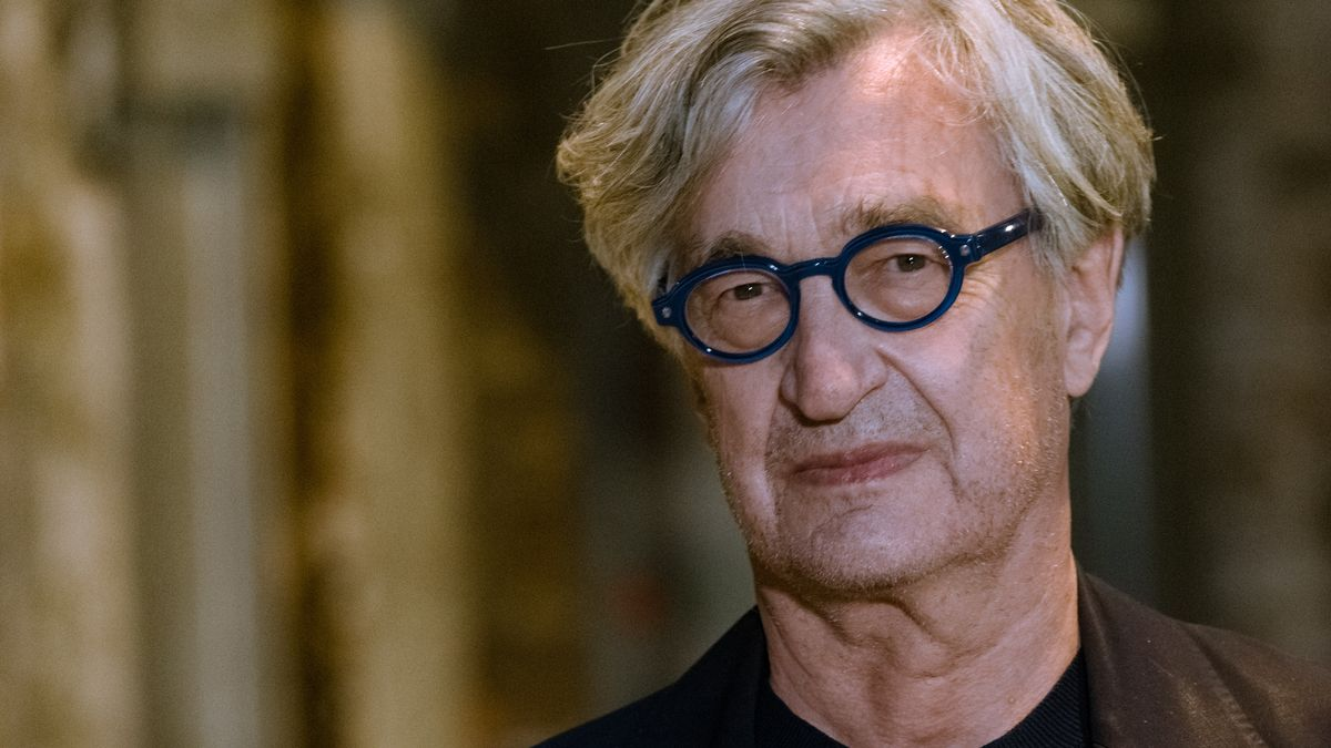 Porträt des prominenten Filmregisseurs