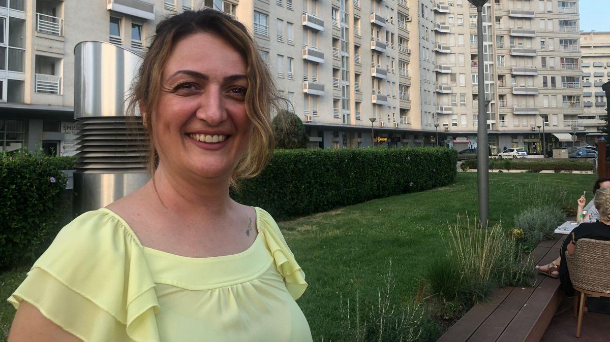 Marija Pavlović fordert staatliche Unterstützung für Eltern von Kindern mit Behinderung. Sie hat eine Tochter mit Trisomie 21.