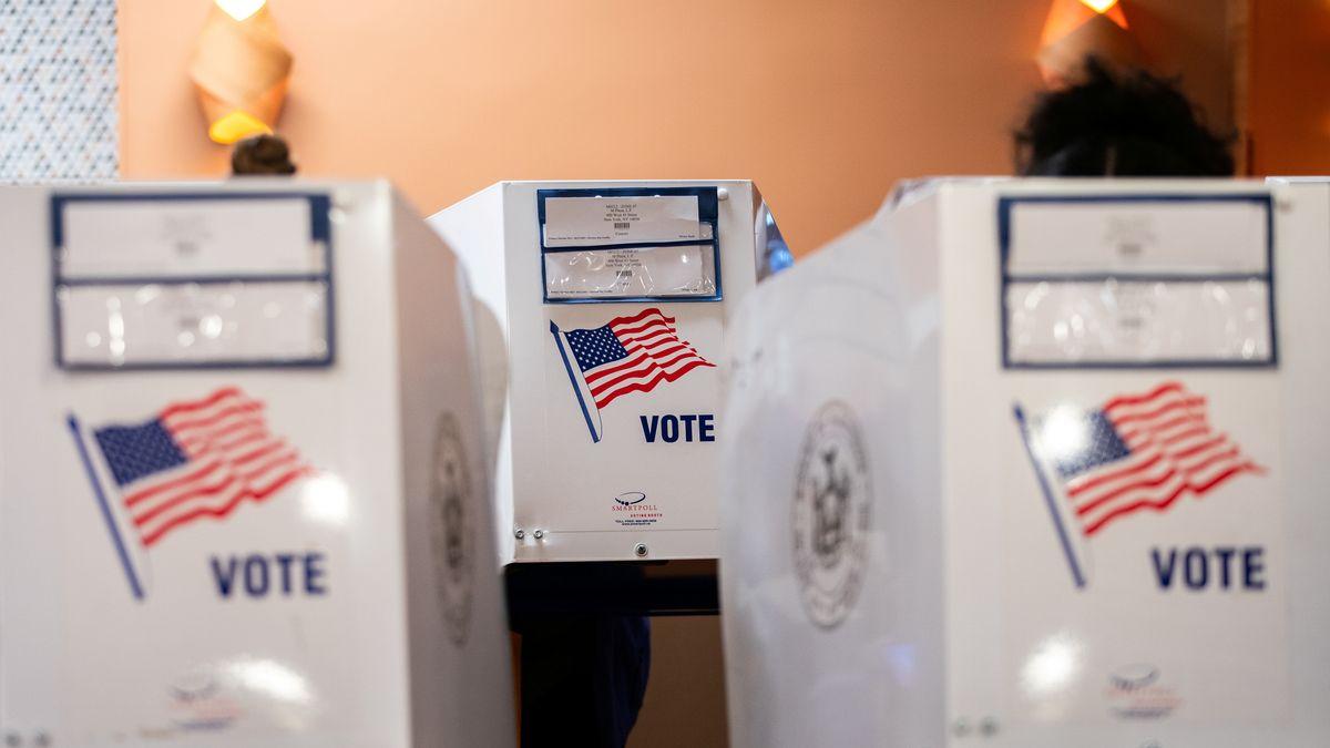 Die US-Republikaner haben die Wahlrechtsreform der Demokraten im Senat blockiert.