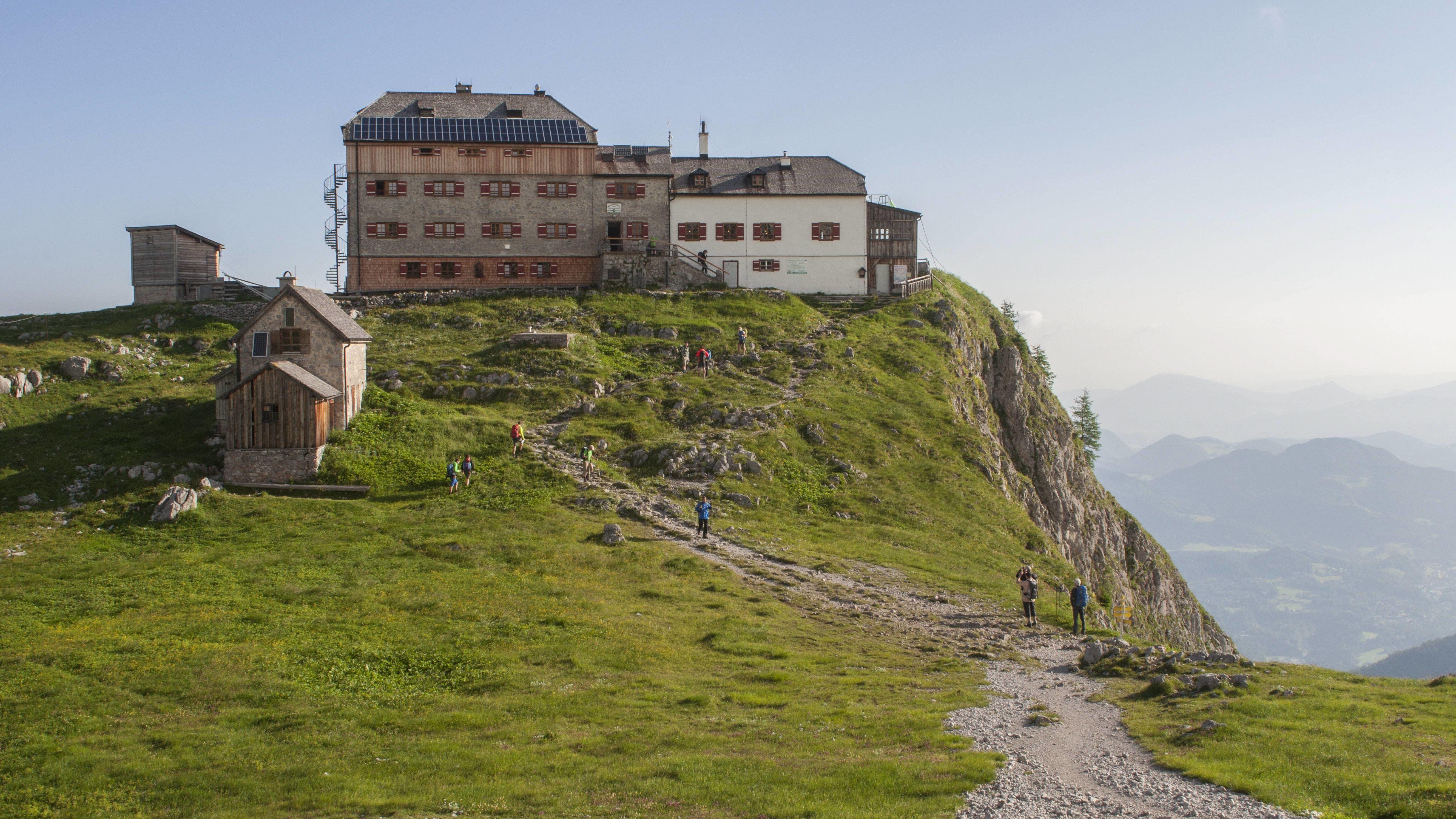 Watzmannhaus, Berchtesgadener Alpen