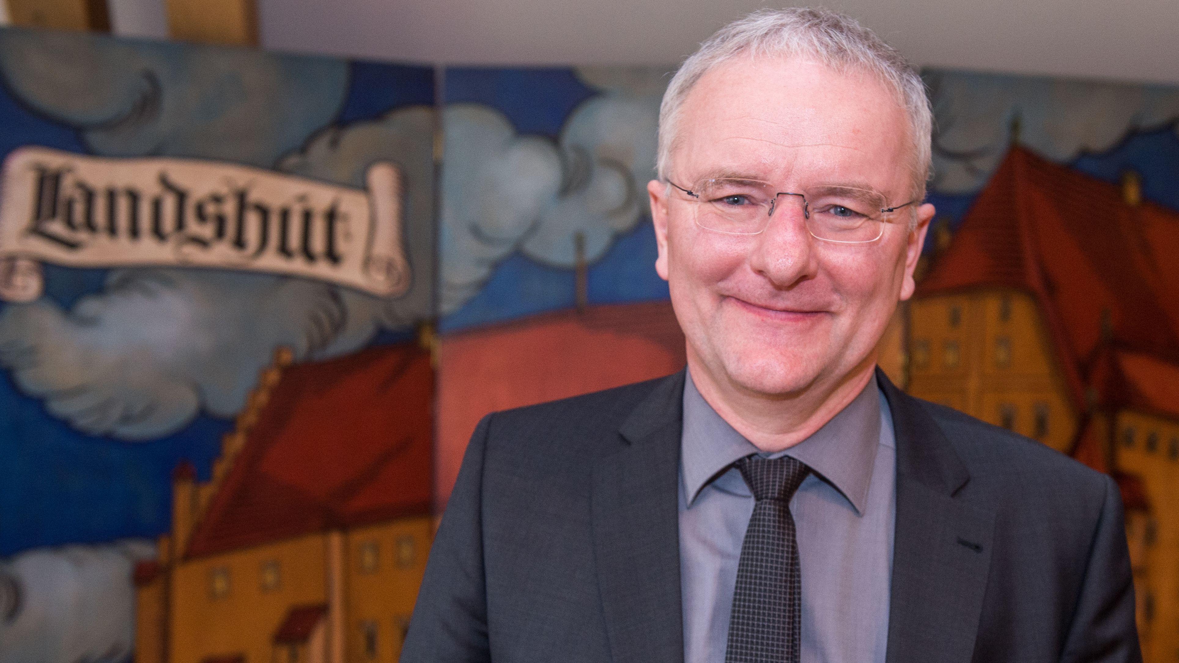 Der Landshuter Oberbürgermeister Alexander Putz