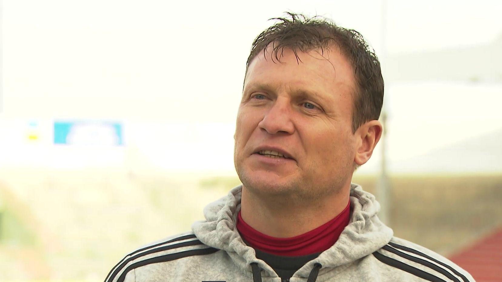 """Für Claus Schromm ist Trainer der """"absoluter Traumjob"""""""