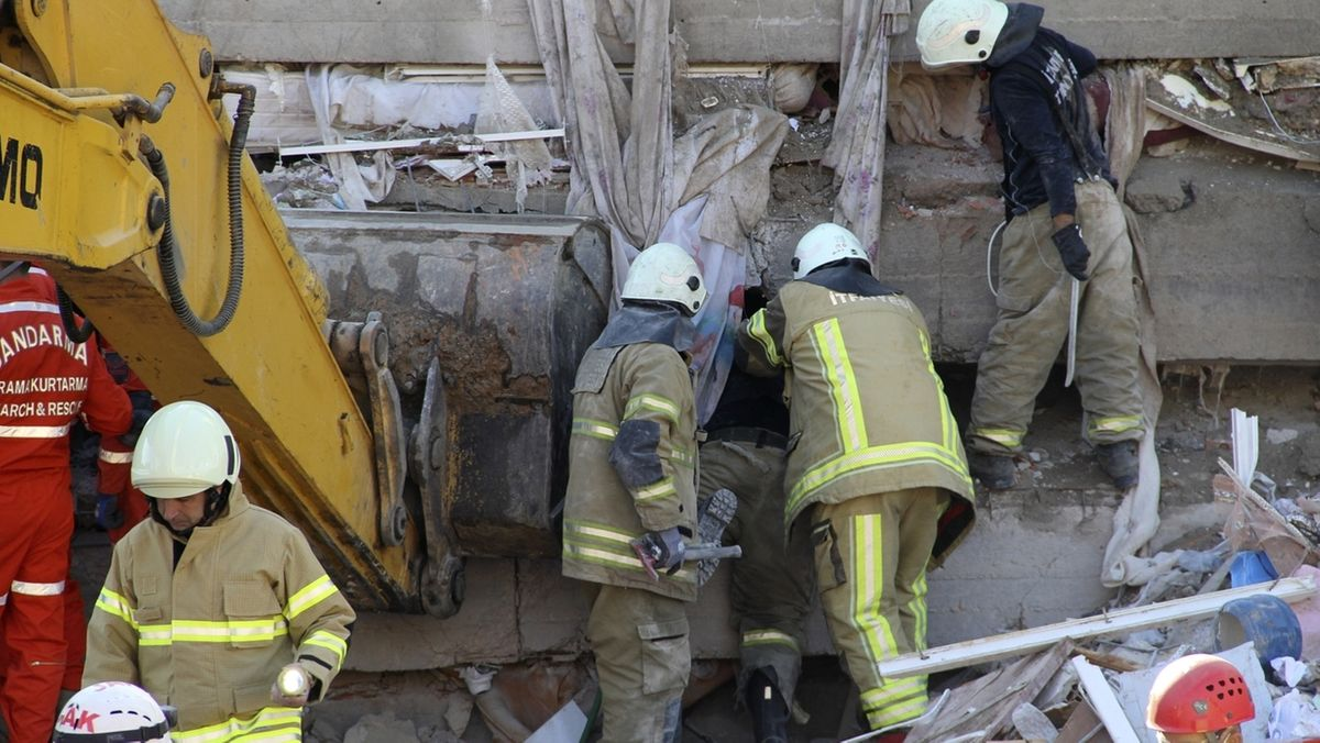Erdbeben in der Türkei -