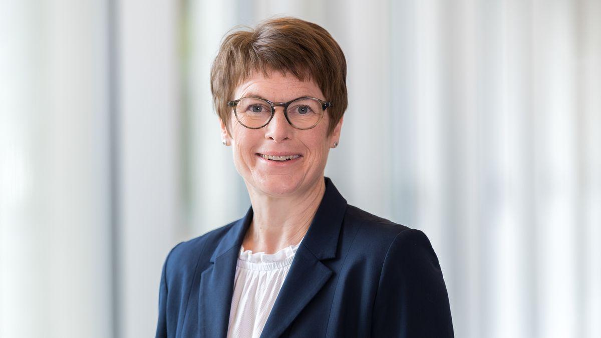 Wirtschaftsweise Veronika Grimm, Professorin für Volkswirtschaftslehre an der Uni-Erlangen-Nürnberg