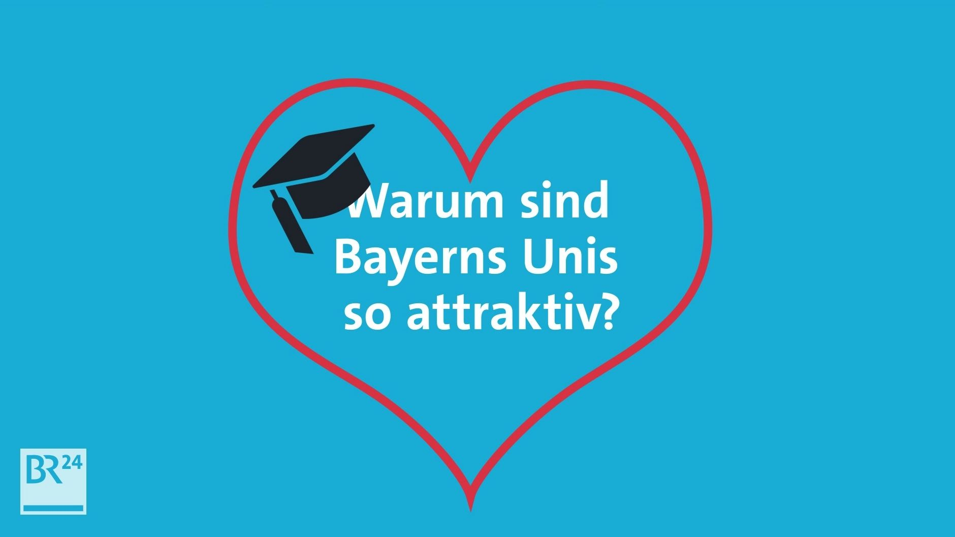Warum sind Bayerns Unis so attraktiv?