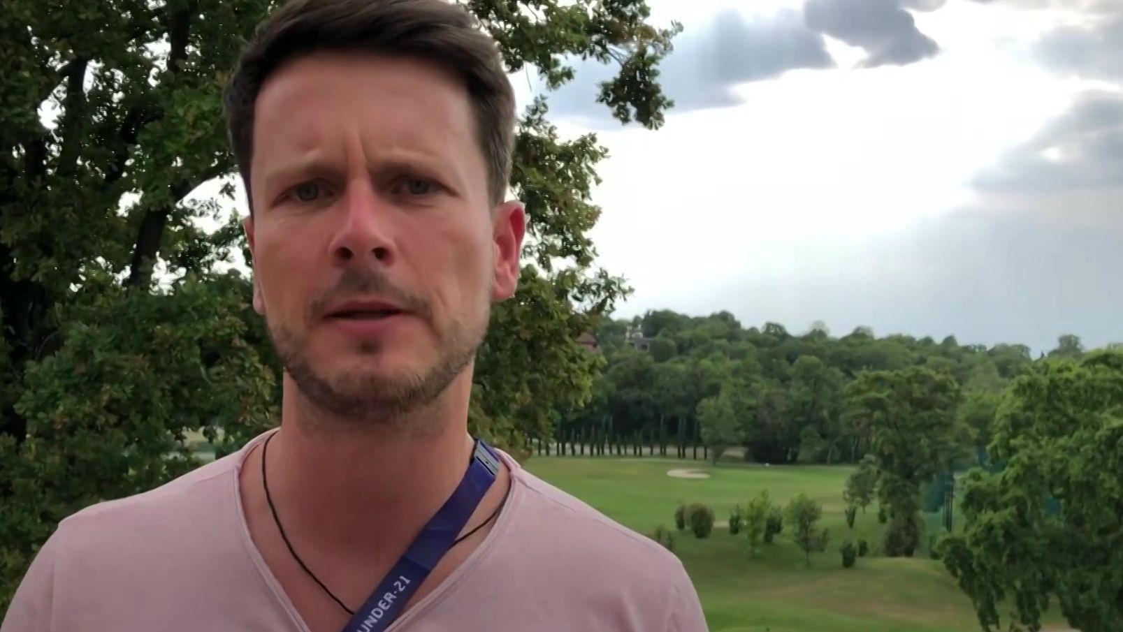 BR-Sportreporter Philipp Nagel