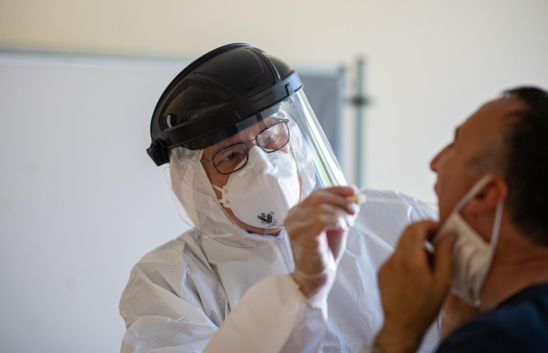 Coronavirus: Bayern plant Corona-Tests für alle