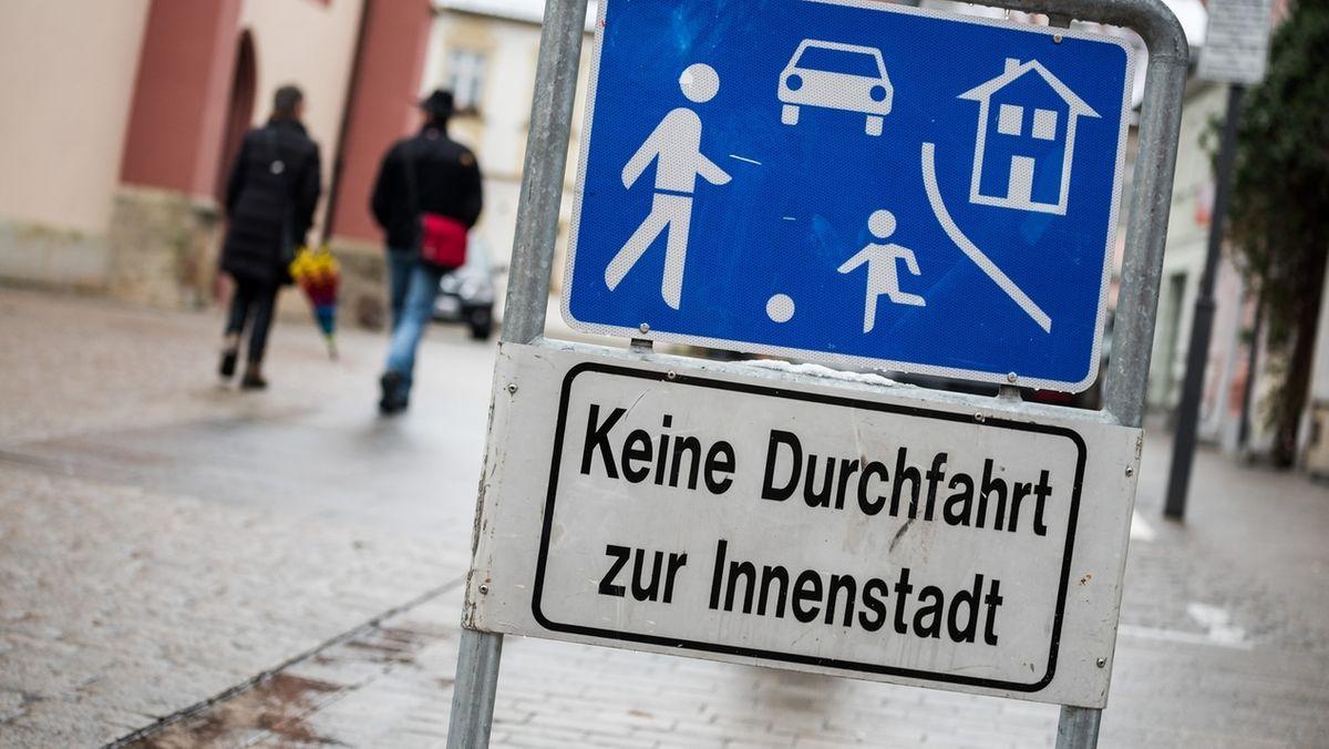 Symbolbild Spielstraße