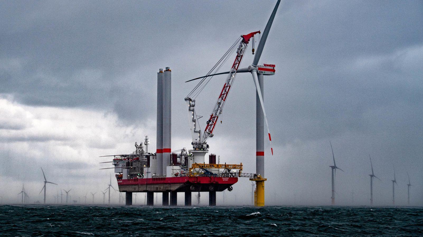 Bundesregierung will Offshore-Windparks und Öko-Wasserstoff vorantreiben