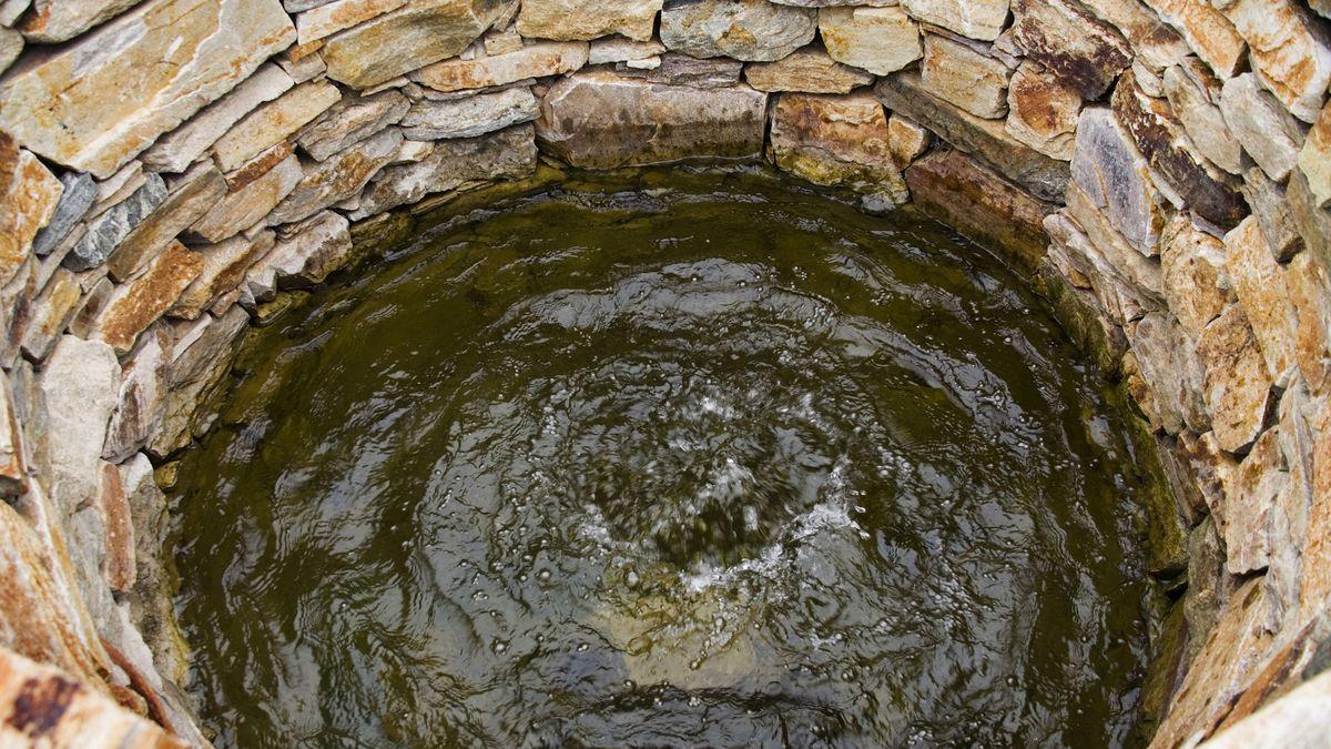Grundwasser-Brunnen (Symbolbild)