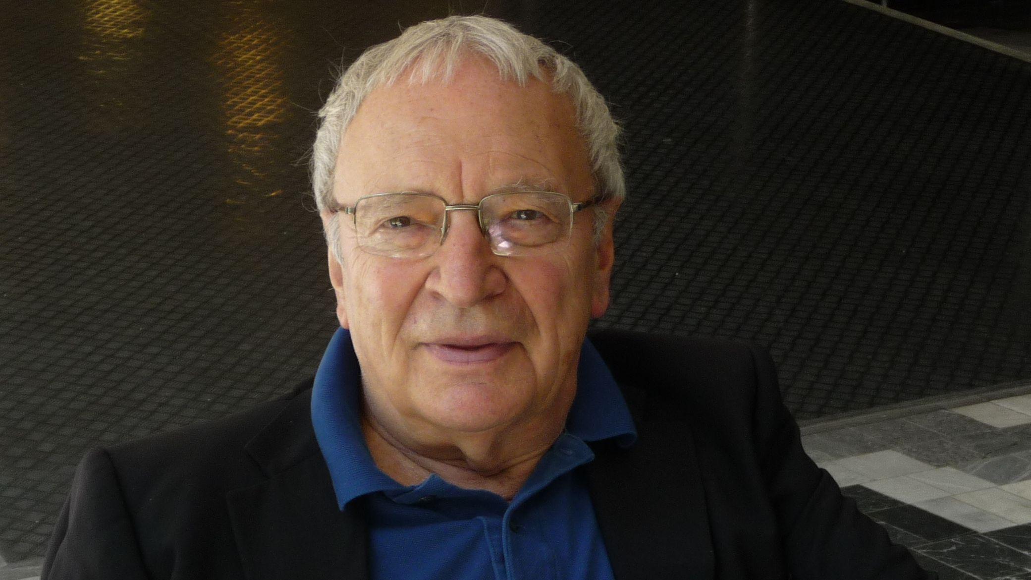Porträt des Schriftstellers Uwe Timm