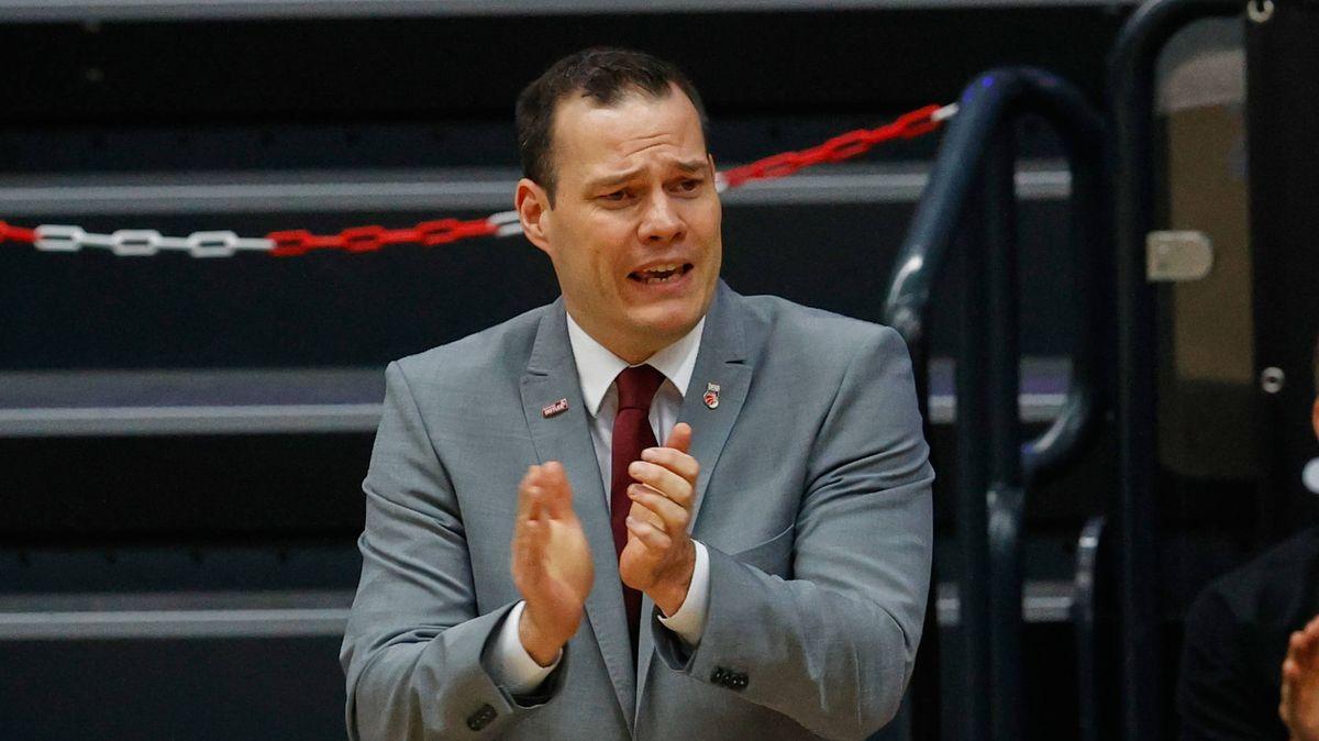 Bambergs Trainer Johan Roijakkers