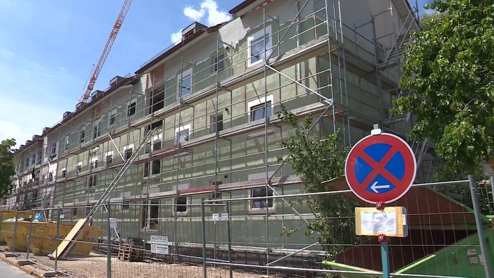 Umbauten und Sanierung in Erlangen