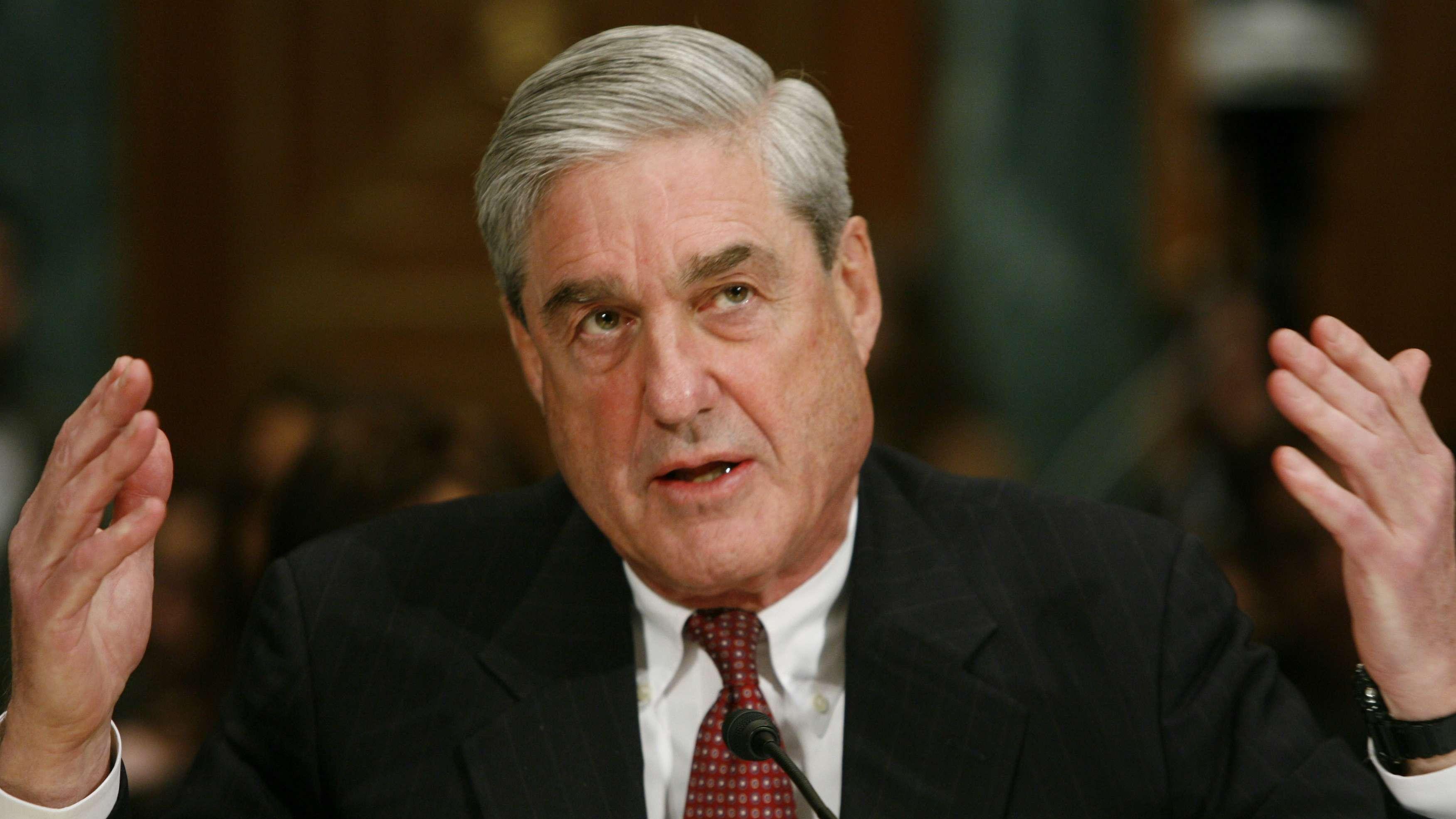 US-Sonderermittler Robert Mueller