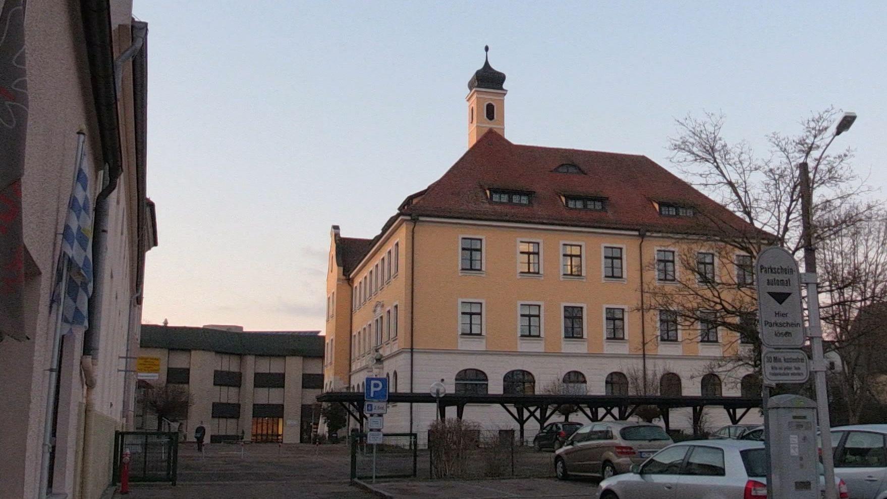 Albertus-Gymnasium in Lauingen