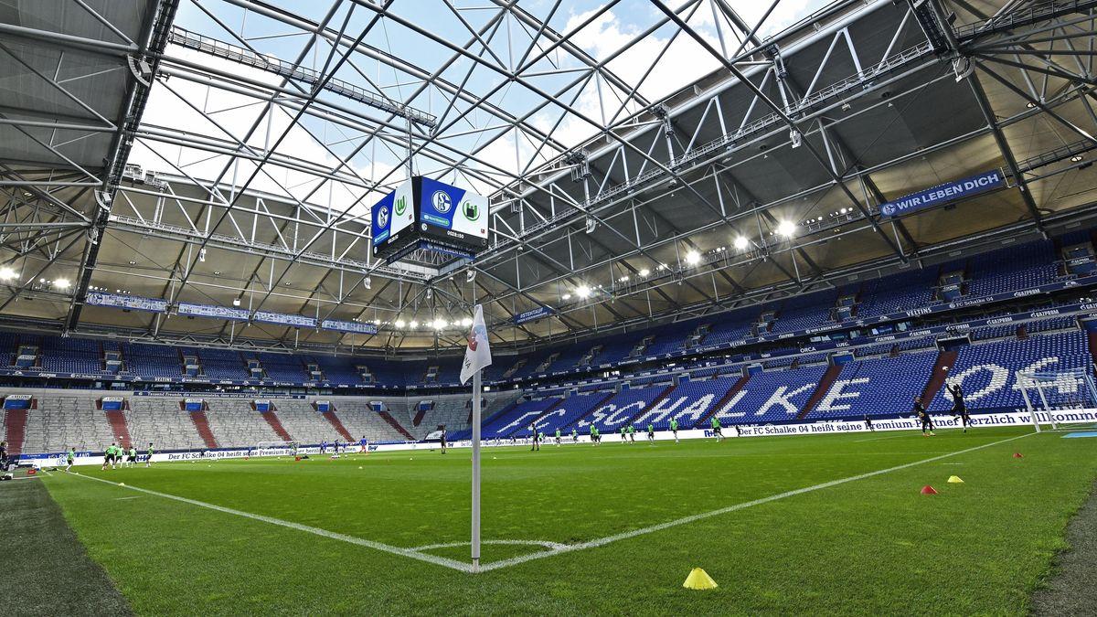 Heimat des FC Schalke 04: Veltins-Arena