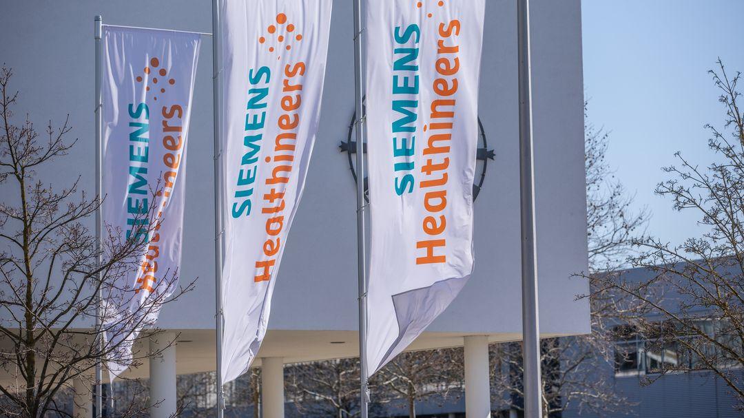Das Headquarter von Siemens Healthineers in Erlangen