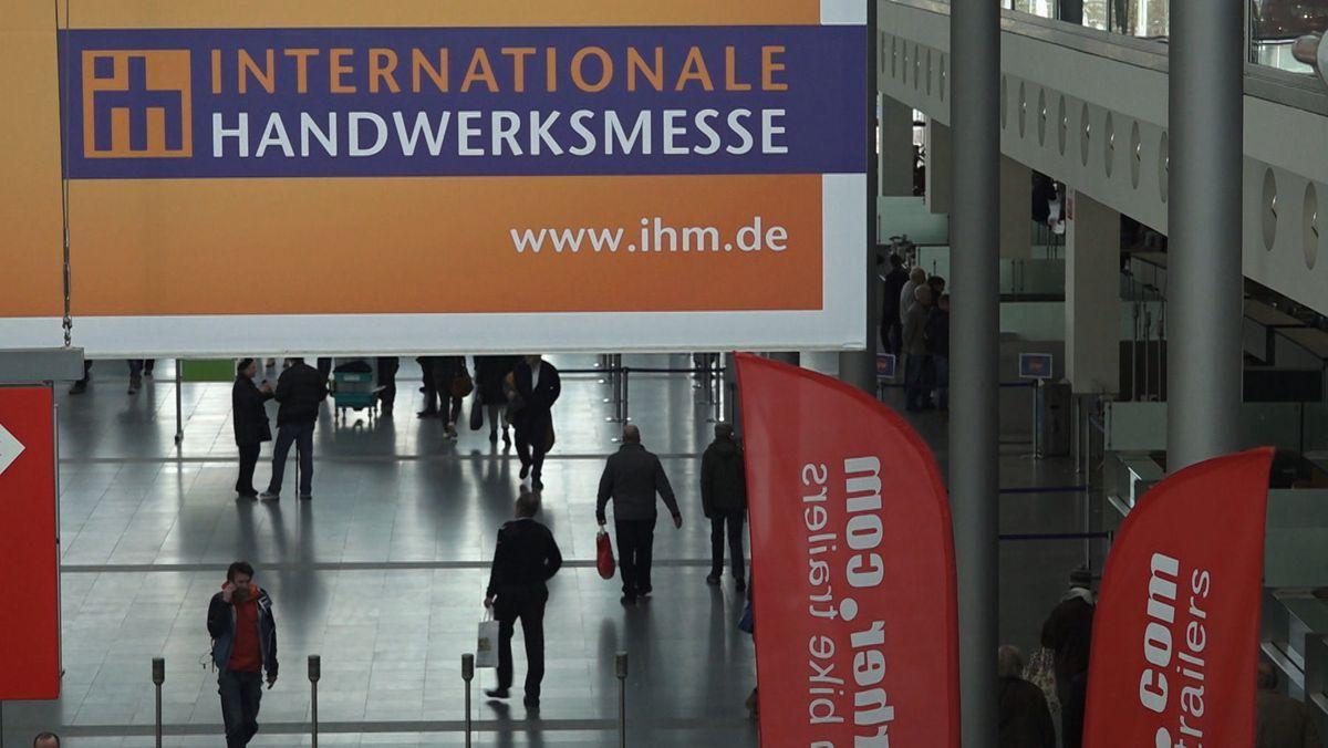 Handwerksmesse-Logo