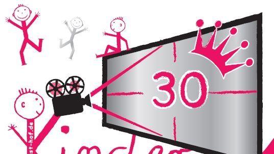 """Plakat des Kinderfilmfest """"Kifife"""" Hof"""