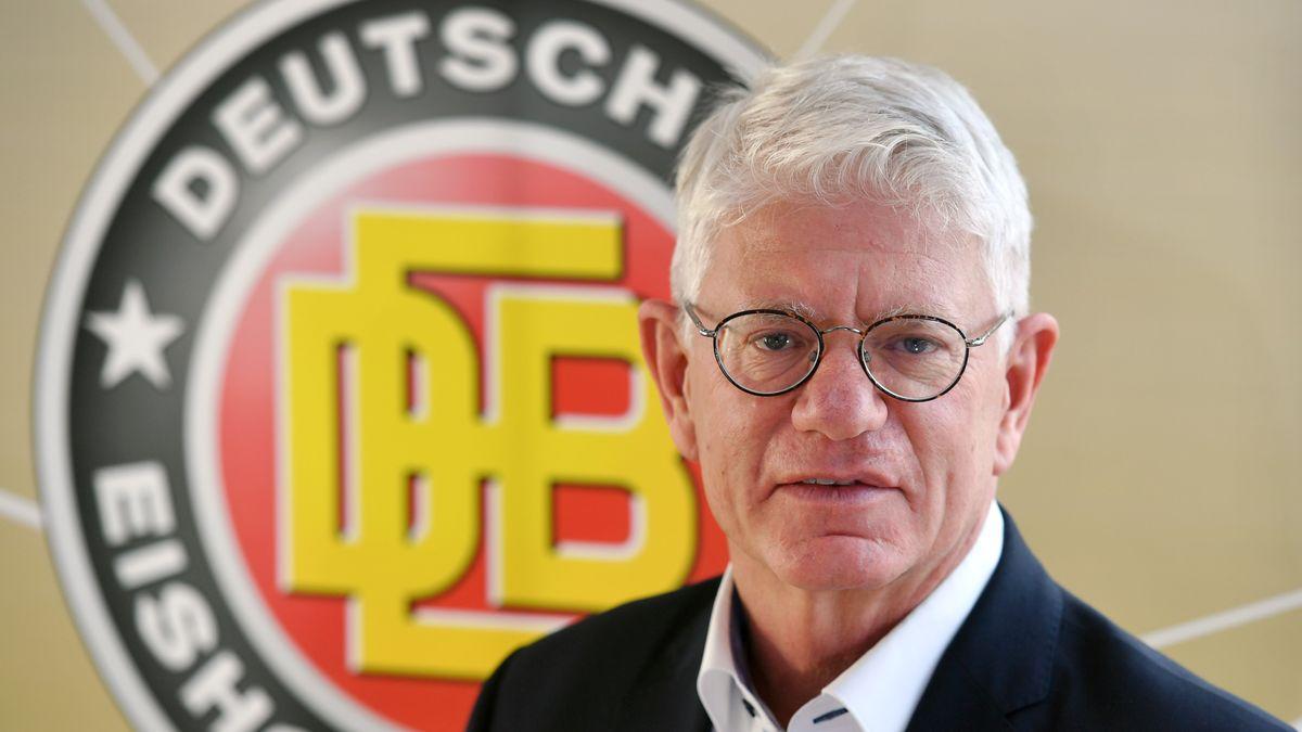 DEB- Präsident Franz Reindl