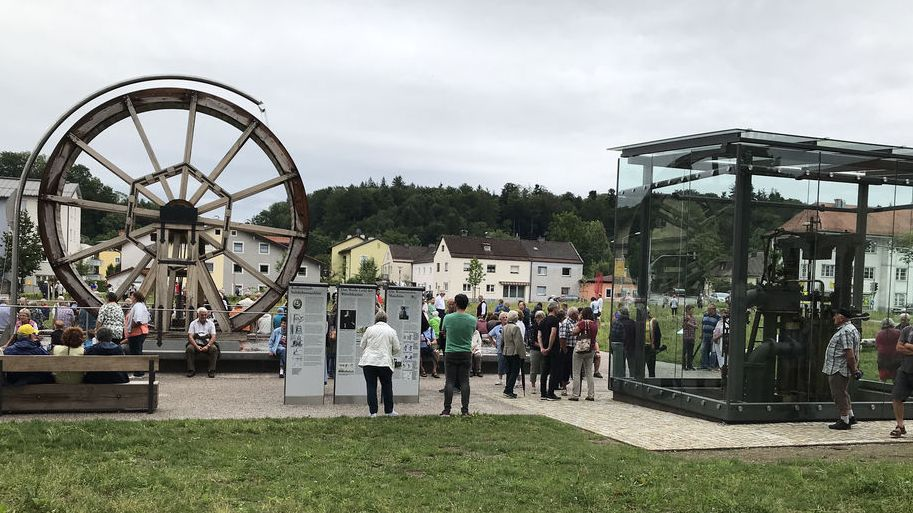 Spektakel rund ums Salz in Traunstein