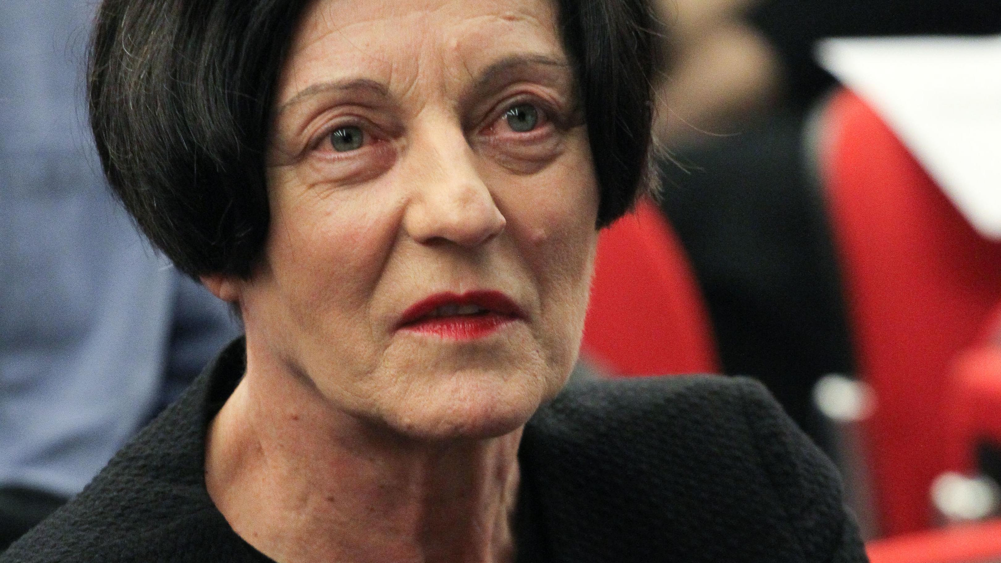 Schriftstellerin Herta Müller