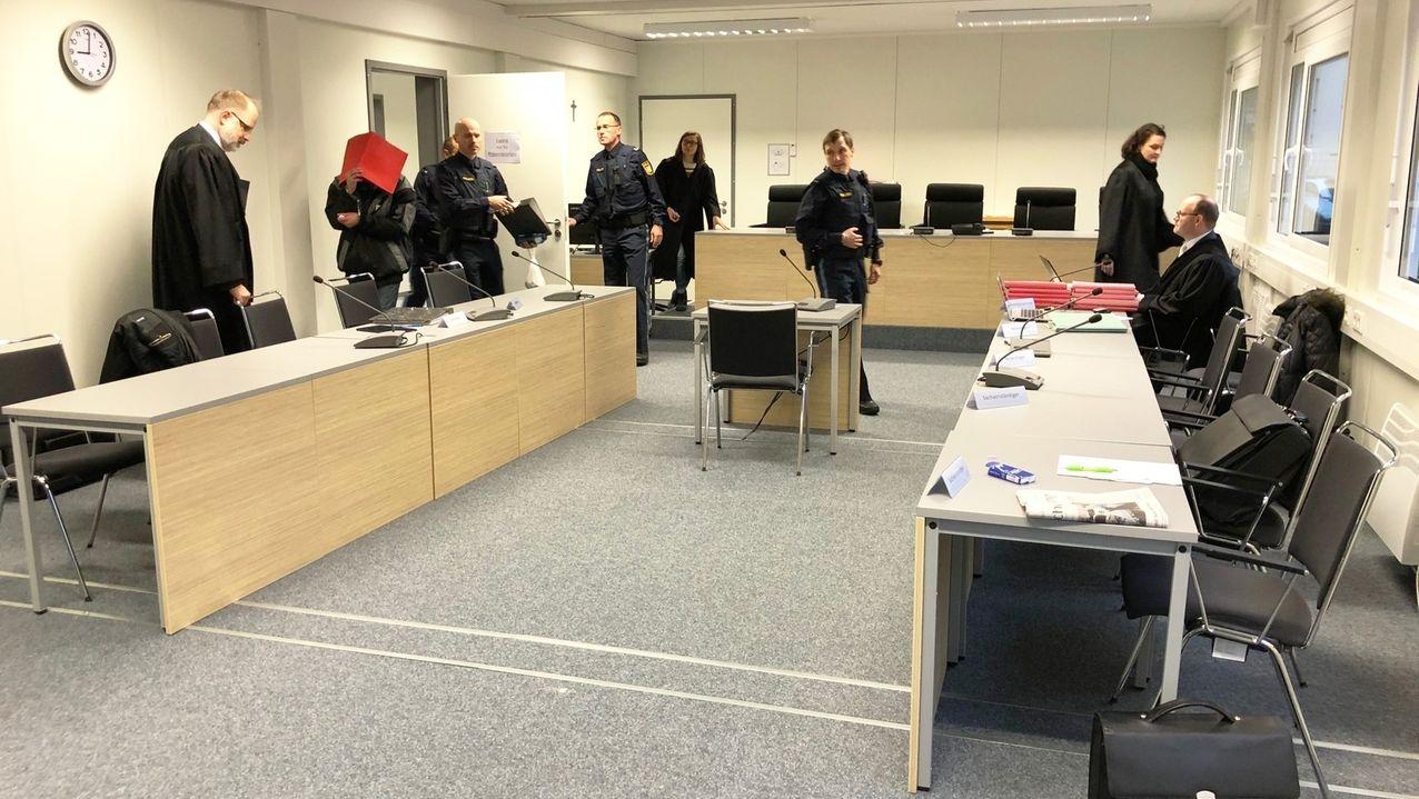 Archiv: Cold Case-Prozess in Aschaffenburg