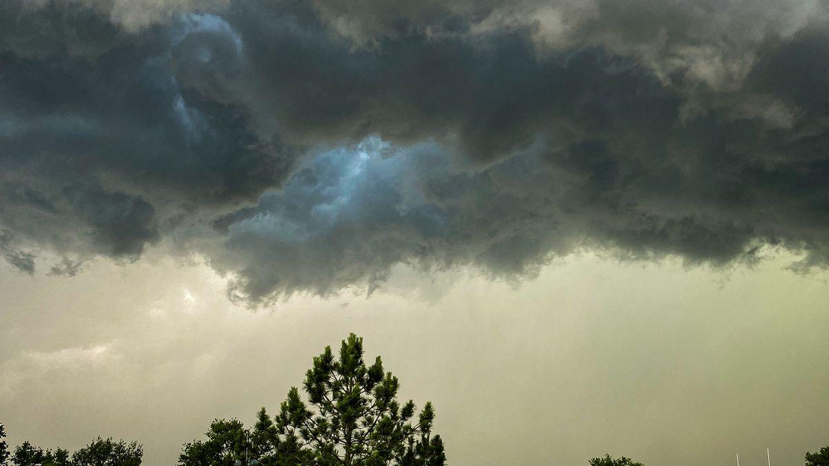 Unwetter (Symbolbild)