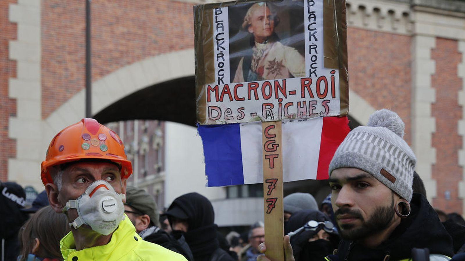 Rente: Ein Aufreger-Thema in Deutschland und Frankreich
