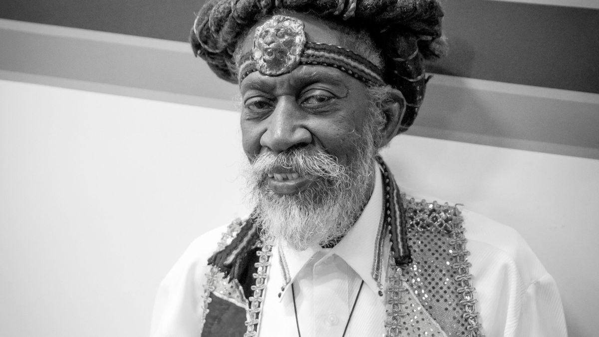 Reggae-Ikone aus Jamaika