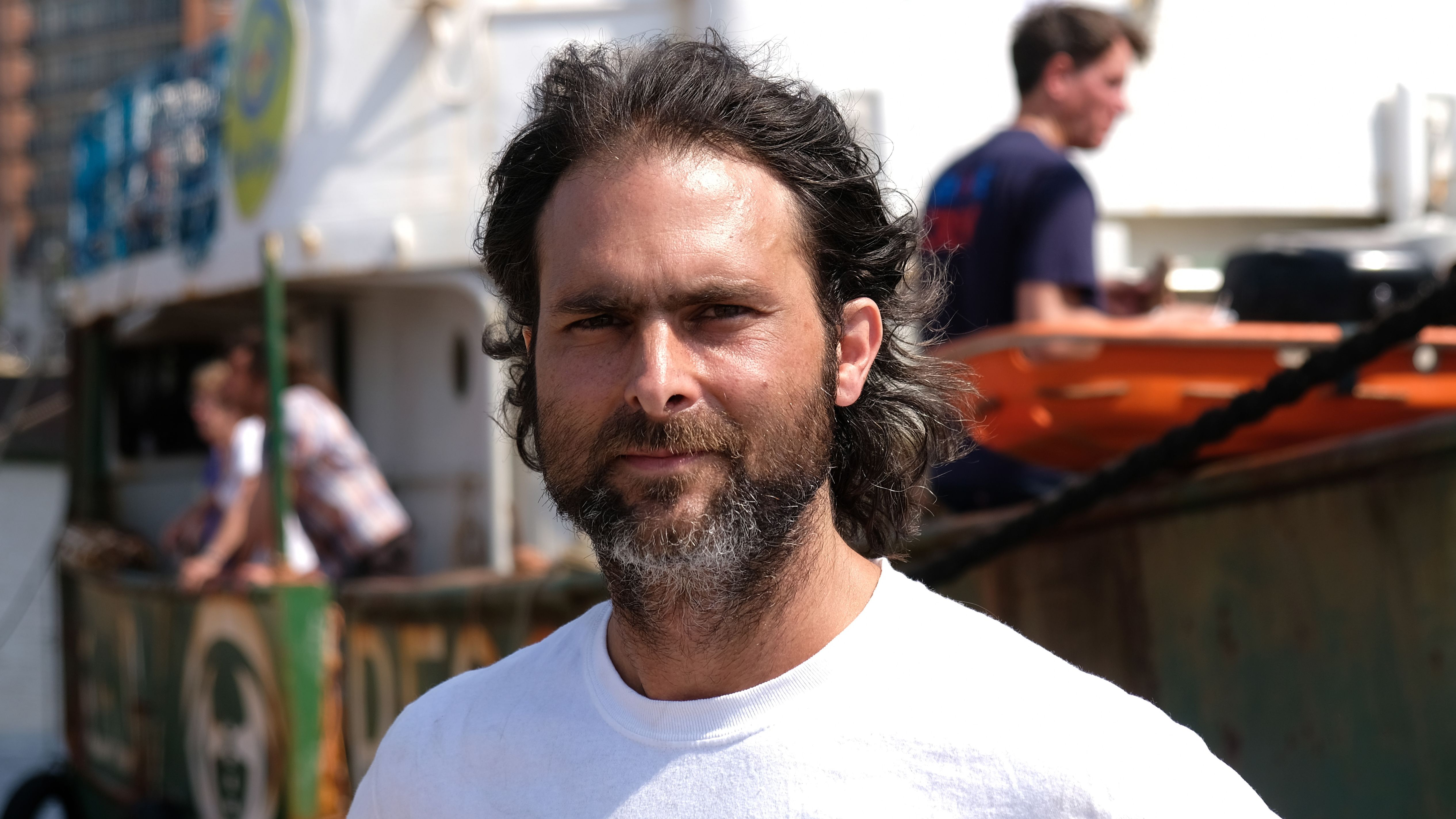 Sea Eye-Gründer Michael Buschheuer