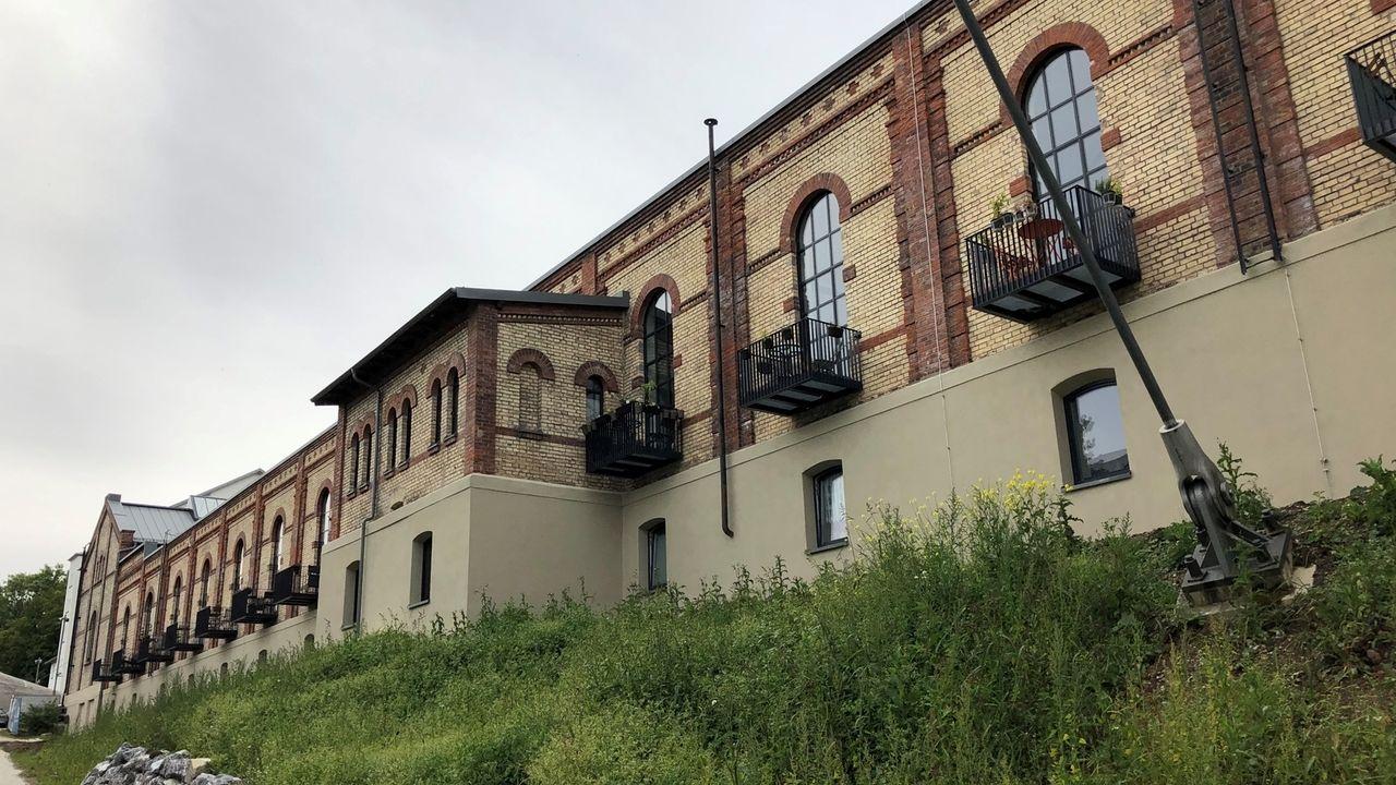 Sheddach-Hallen Kempten