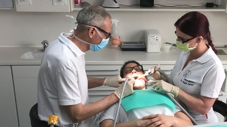 Keine Schutzmasken für Zahnärzte