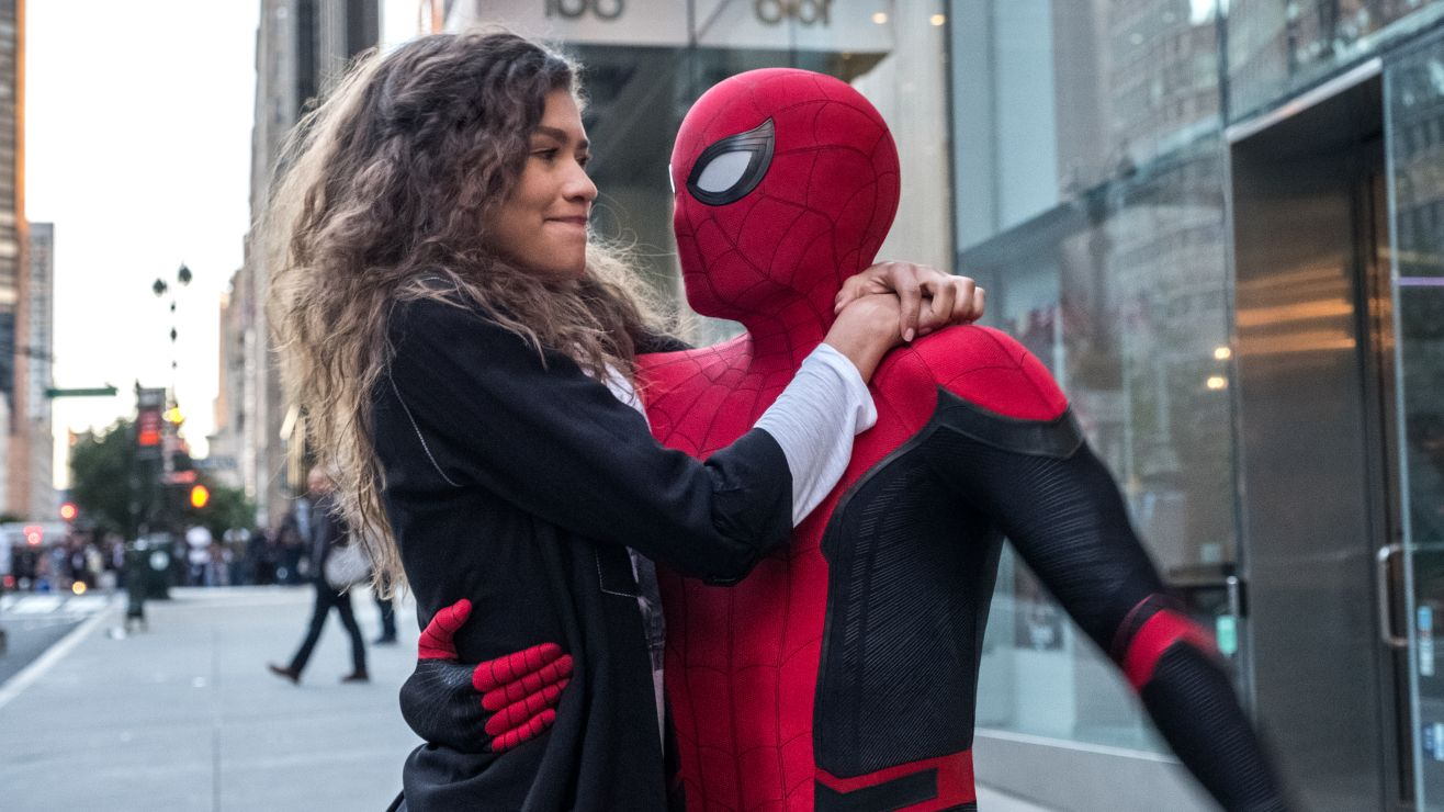 """Spider-Man: Far From Home""-Filmszene"