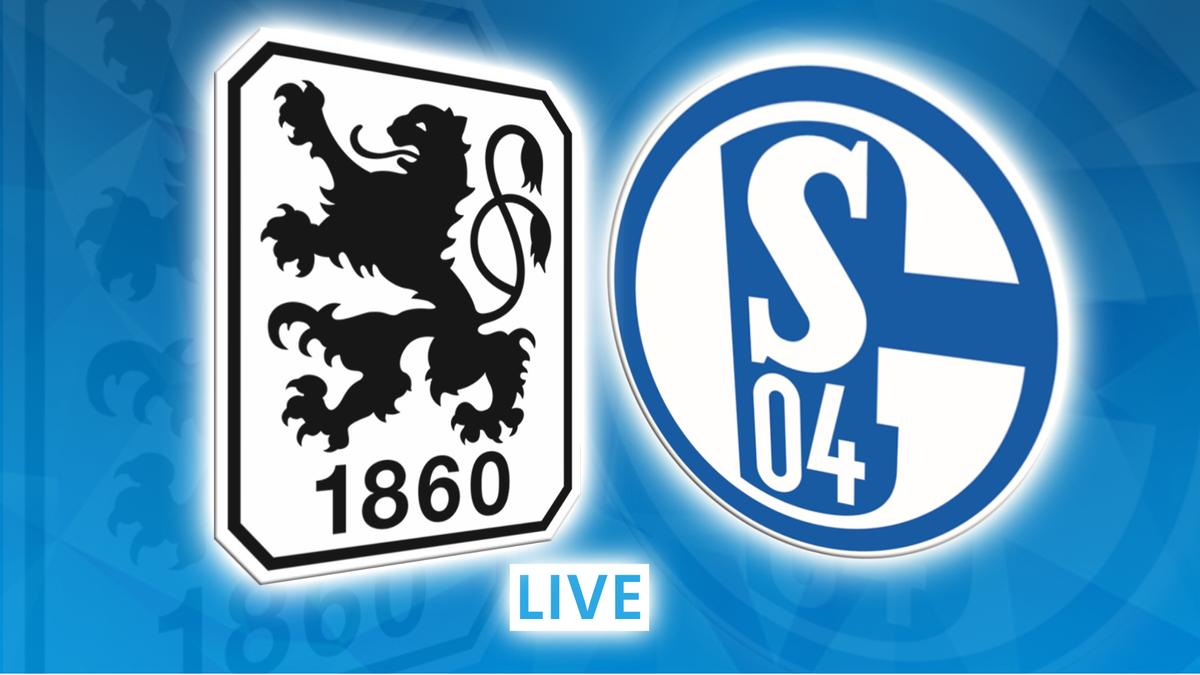 TSV 1860 München - FC Schalke 04