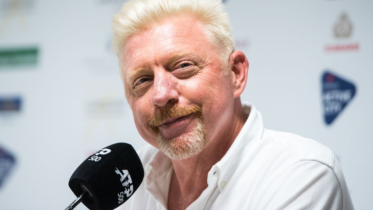 Tennis-Legende Boris Becker