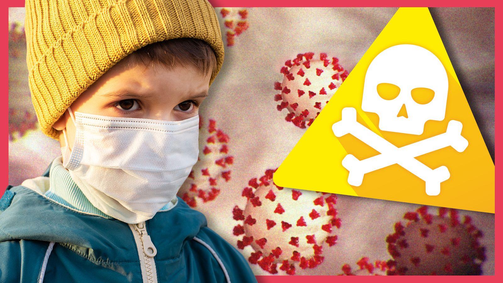 Ist Maske tragen gefährlich für Kinder? Possoch klärt! | BR24