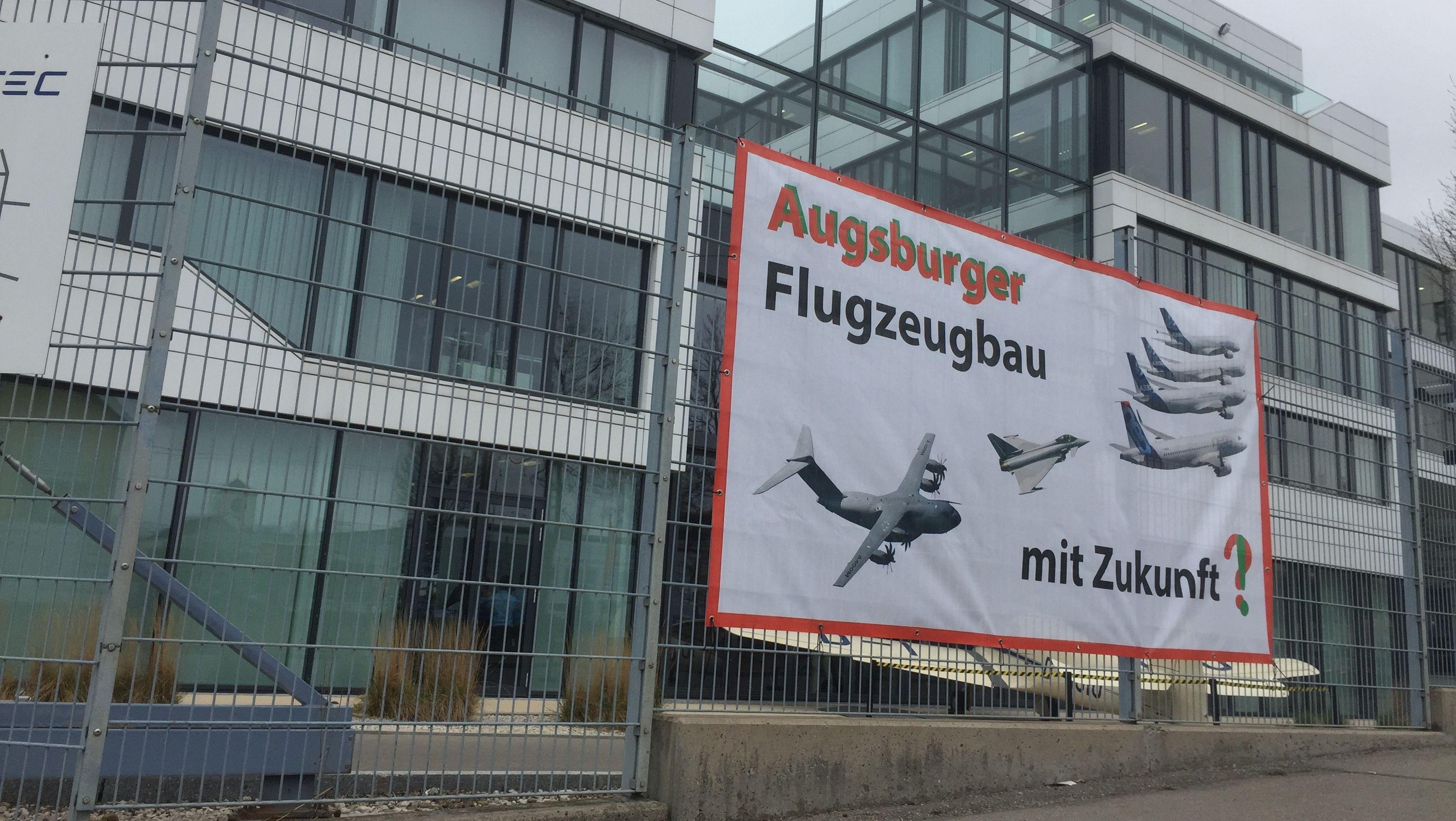 Wie geht es weiter mit Premium Aerotec in Augsburg?