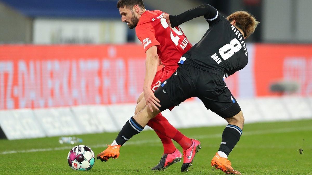 Arminia Bielefeld - FC Augsburg