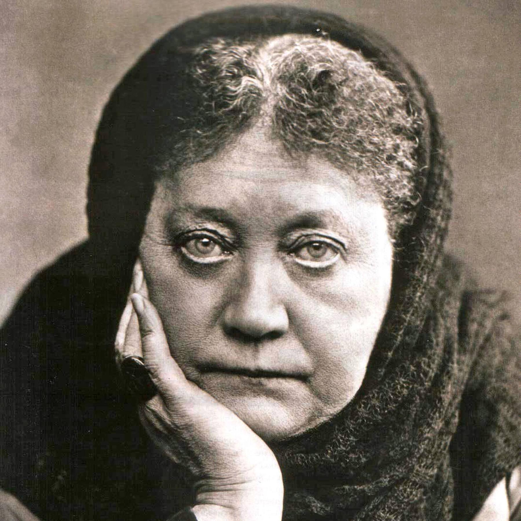 Helena Blavatsky - Spiritistin, Okkultistin und Theosophin