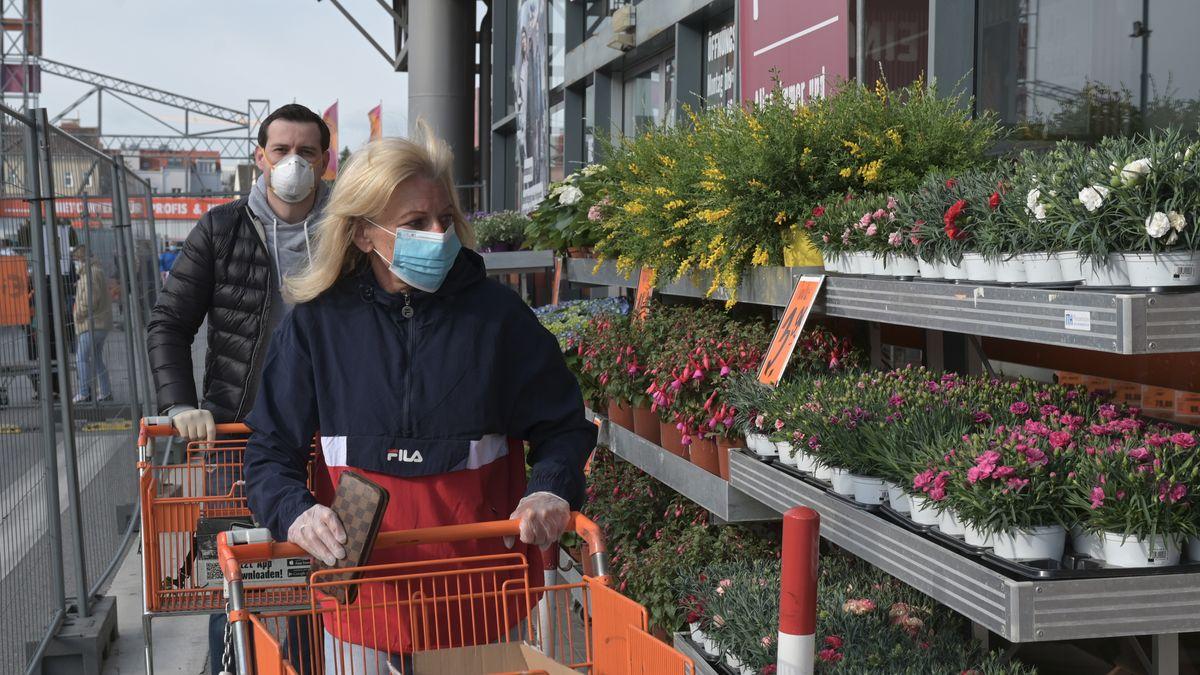 Ab heute dürfen Baumärkte und Gärtnereien auch in Bayern wieder öffnen