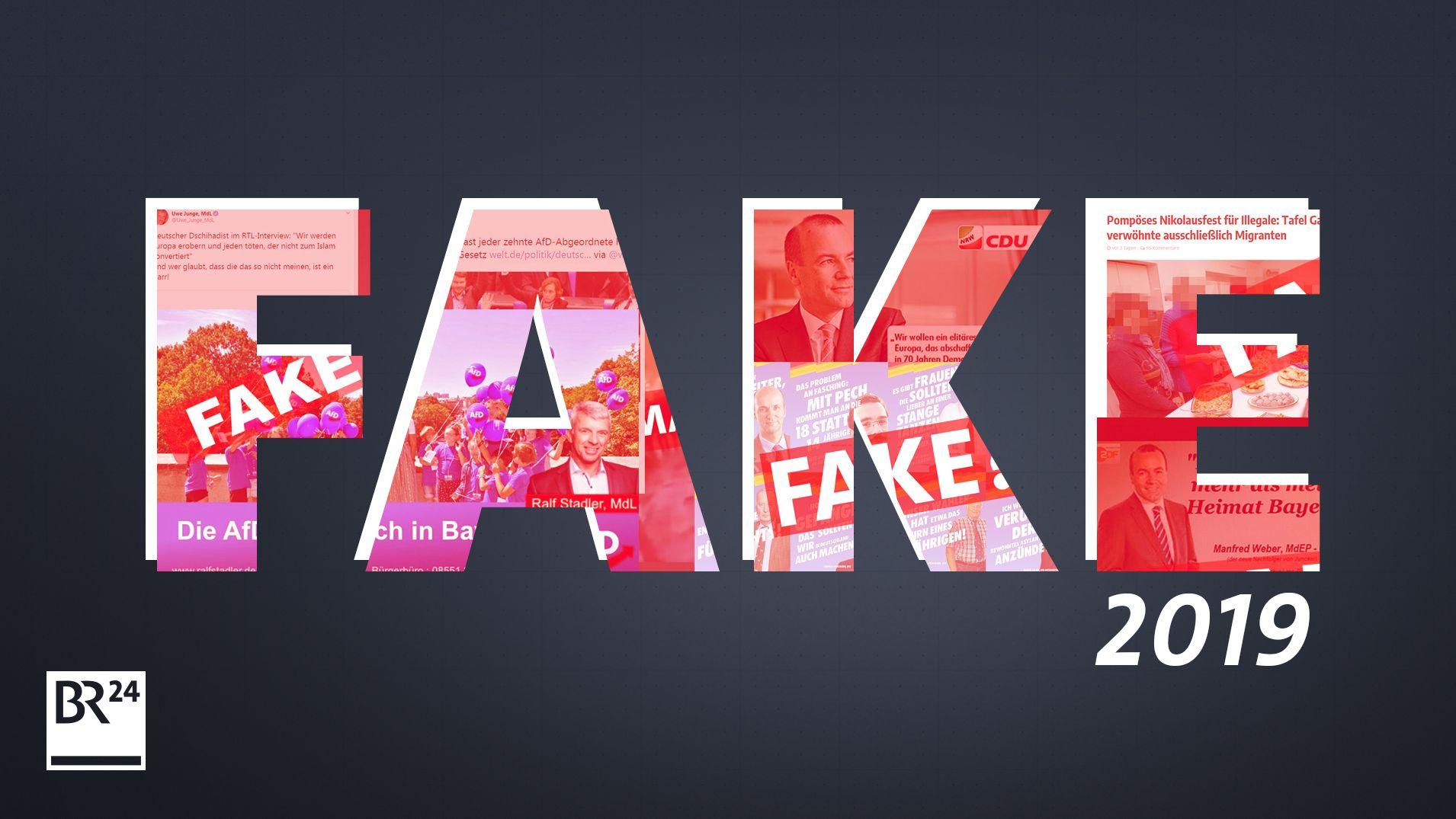 Jahresrückblick auf die Fakes in Politik und Alltag in Bayern