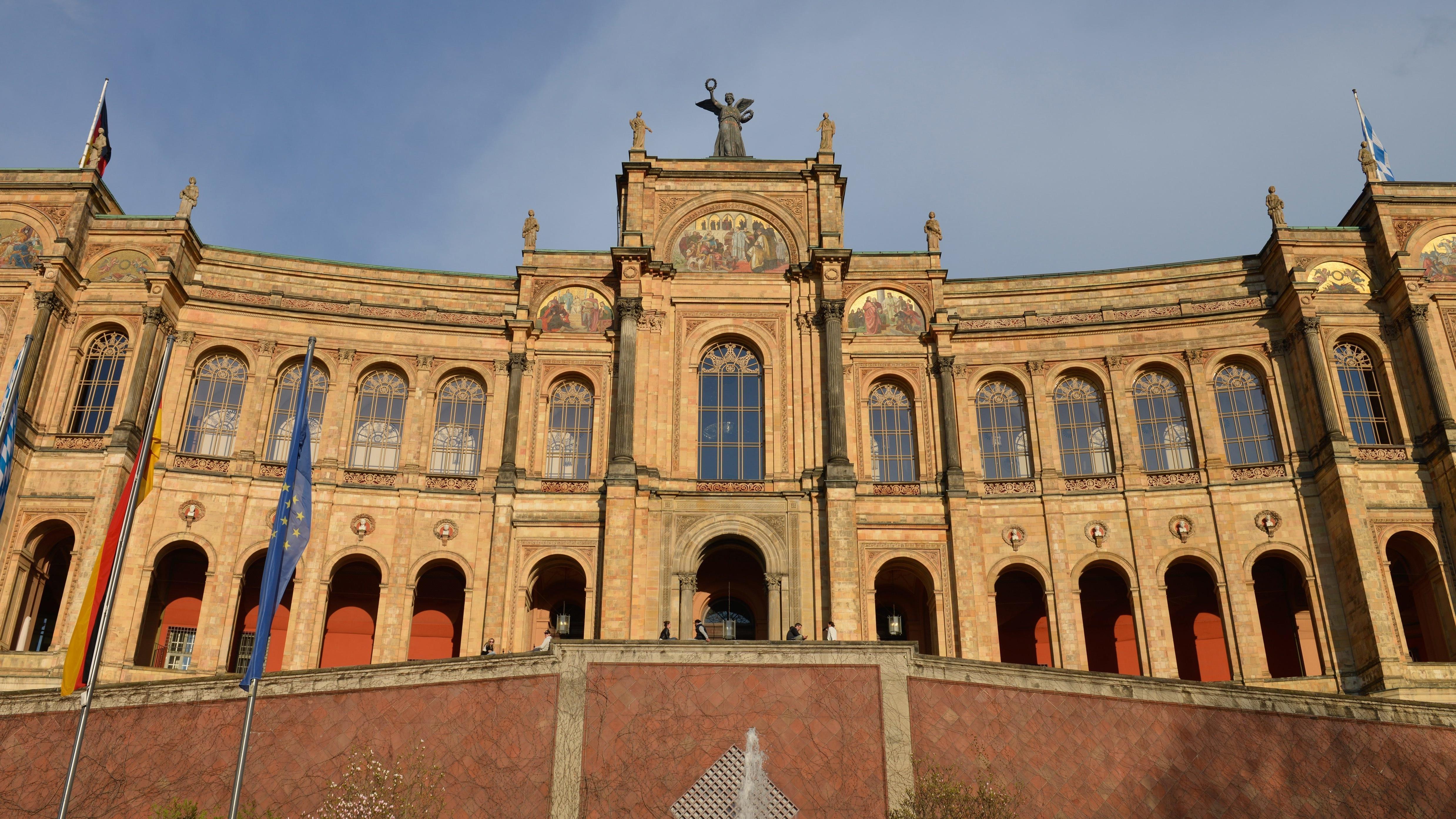 Bayerischer Landtag (Archivbild)