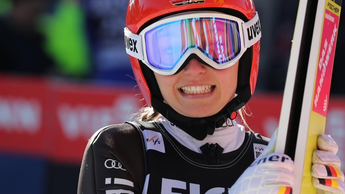 Weltcup Skispringen Damen