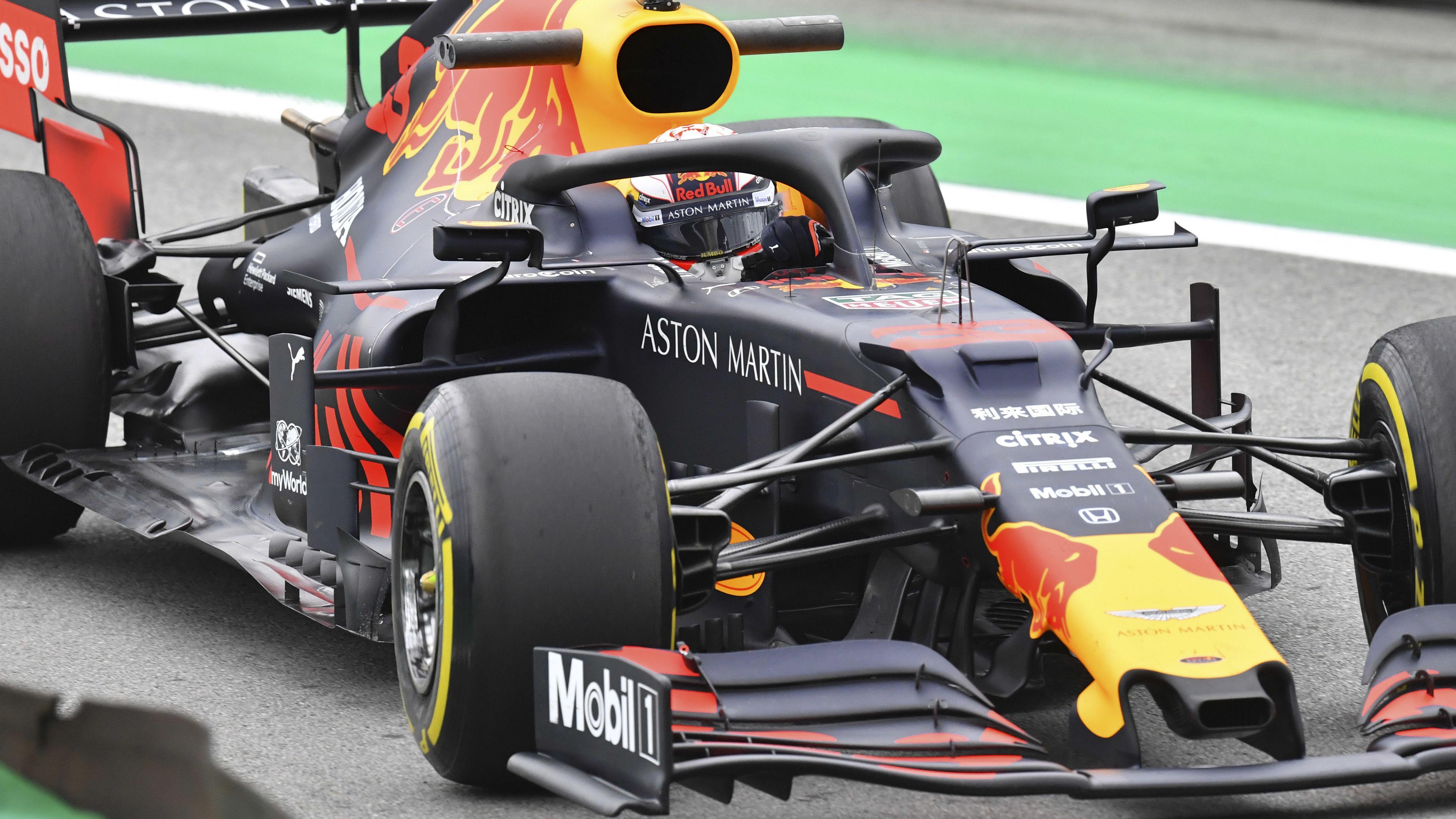 Max Verstappen gewann den Großen Preis von Brasilien