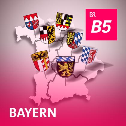 Podcast Cover Bayern | © 2017 Bayerischer Rundfunk
