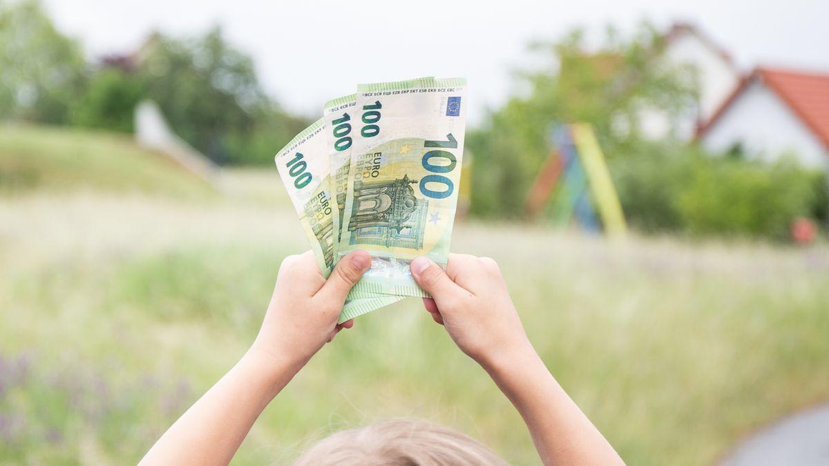 Kinderbonus Konjunkturpaket (Symbolbild)