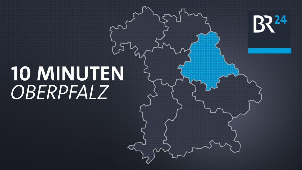 """Was ist heute in der Oberpfalz für mich wichtig? - Das will der Podcast """"10 Minuten Oberpfalz"""" täglich klären."""