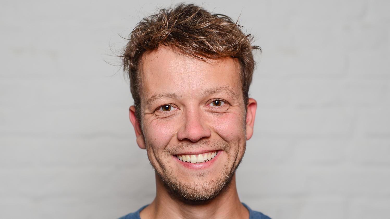 """Michael Bohmeyer, Gründer des Vereins """"Mein Grundeinkommen"""""""